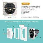 interrupteur et prise de courant encastrable TOP 12 image 3 produit