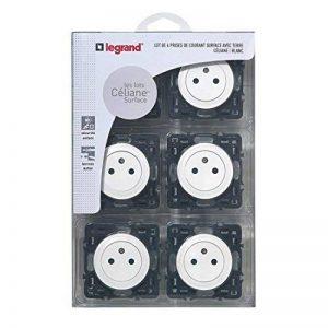 interrupteur et prise électrique design TOP 2 image 0 produit
