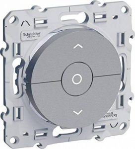 interrupteur gris alu TOP 3 image 0 produit