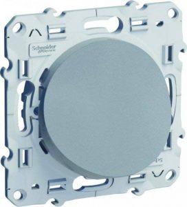 interrupteur gris alu TOP 4 image 0 produit