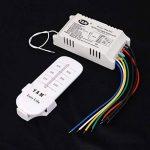 interrupteur lumière télécommande TOP 1 image 2 produit