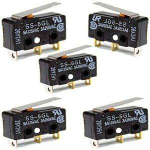 interrupteur micro TOP 8 image 0 produit