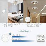 interrupteur mural sans fil TOP 10 image 3 produit