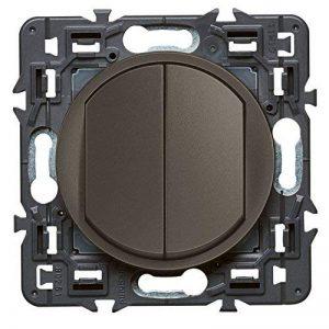 interrupteur noir legrand TOP 8 image 0 produit