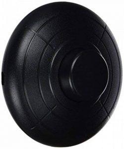 Interrupteur Noir à pied pour lampe 6A max. de la marque GSC image 0 produit