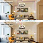 interrupteur sans fil et sans pile TOP 10 image 3 produit