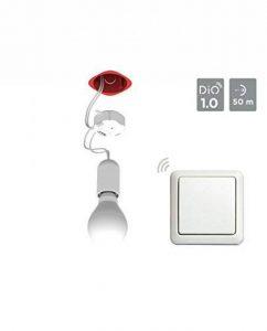 Interrupteur sans fil + Module On/Off de la marque DiO Connected Home image 0 produit