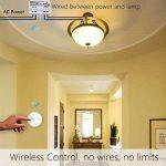interrupteur sans fil pour éclairage extérieur TOP 6 image 1 produit