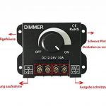 interrupteur variateur 12v TOP 2 image 1 produit