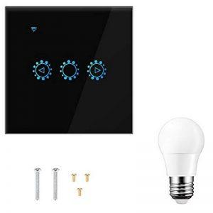 interrupteur variateur de lumière tactile TOP 8 image 0 produit