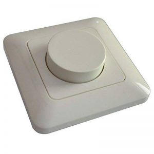 Interrupteur variateur rotatif Variateur pour Ampoule LED 0–100W/315W Variateur rotatif de la marque PB-Versand image 0 produit