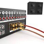 KabelDirekt Fiche banane de 4 mm² (connecteur à fiche, 5 paires, plaqué or 24 carats, à visser, convient pour le raccordement flexible de câbles aux boîtiers HiFi, amplificateurs, récepteurs AV, transformateurs de sortie, installations de sonorisation, ch image 1 produit