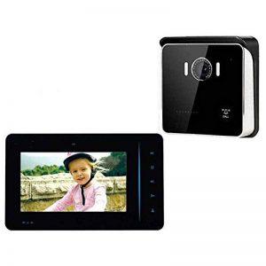 KAIDILA Filaire 7 Pouces vidéo Porte téléphone Sonnette interphone Audio IR Night Vision caméra étanche à la Pluie bidirectionnelle Unlock de la marque KAIDILA image 0 produit