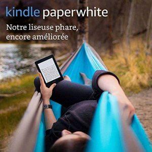 """Kindle Paperwhite (Génération précédente - 7ème), Écran 6"""", Éclairage intégré et Wi-Fi, Noir de la marque Amazon image 0 produit"""