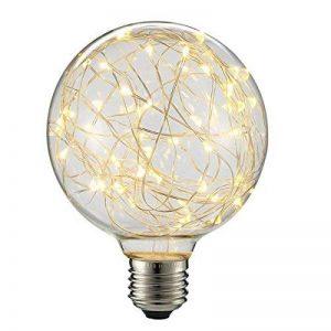 KINGSO E27 3W Globe Edison Lampe G95 AC85-265V Ampoule LED Vintage Lumières Colorée pour Noël Blanc Chaud de la marque KINGSO image 0 produit
