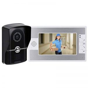 kit interphone vidéo TOP 4 image 0 produit