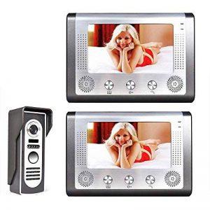 kit interphone vidéo TOP 7 image 0 produit
