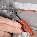 Knipex Cobra 87 01 125 – Mini-pince multiprise poignées plastifiées 125 mm de la marque Knipex image 2 produit