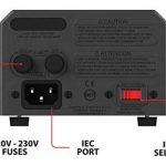 KRIËGER 150 Watt transformateur de tension 110/120V - 220/230V pour une utilisation en Europe et en Amérique du Nord. - - Fabrication Krieger a développé un ultra-efficaces et durables transformateurs de tension. - - Cette nouvelle ligne est remplie appro image 3 produit