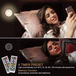 Lampe de Placard, sans fil alimenté par batterie LED Night Light Dimmable bâton-n'importe où les lumières de la rondelle avec télécommande pour les escaliers de cuisine Armoire armoire (blanc chaud, 6 Pack) de la marque WOWGO image 3 produit