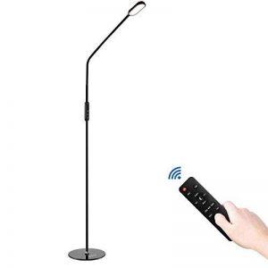 Lampe sur pied, Footprintse Lampadaire variateur et 5 réglages de température de couleur pour la Maison, Bureau, Studio de la marque ICOCO & Footprintse image 0 produit