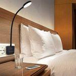 Lampe Veilleuse de Nuit Chevet Murale LED Dimmable sur Prise de Courant avec Telecommande Sans Fil 4W 350Lm Éclairage Blanc Naturel 5000K 1X Lampe et 1X Télécommande de Enuotek de la marque ENUOTEK image 2 produit