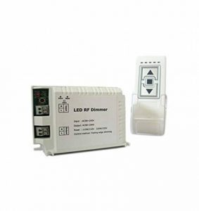 Led Dimmer Triac gradateurs SCR 220V 200W Télécommande sans fil pour au LED Lampes Dimmable DM014 de la marque image 0 produit
