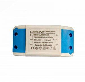 Ledhive intensité variable pilote LED 240V–12V avec borniers, aucune interférence avec DAB et Wifi de la marque Led Hive image 0 produit