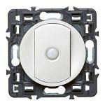Legrand 099501 Céliane Interrupteur à extinction automatique intuition, 230 V, Blanc de la marque Legrand image 1 produit
