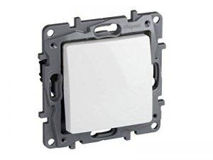 Legrand 396505NiloéInterrupteur à encastrer pour intérieur Blanc de la marque Legrand image 0 produit