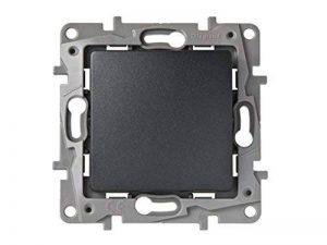 Legrand 397553mural, interrupteur pour encastrer Valena couleur Noir, 230V, graphite de la marque Legrand image 0 produit