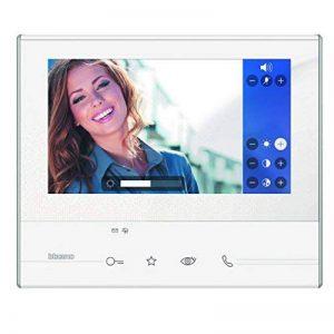 Legrand Casque sans fil de maison Station AP 2Vidéo d Classe 300V13b 7pouces LCD écran tactile, Blanc, 344612 de la marque Legrand image 0 produit