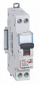 Legrand DNX³ 3000 LEG92824 Circuit Breaker Unipolar / Neutral 230 V 20 A de la marque Legrand image 0 produit