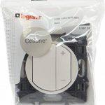 Legrand - Interrupteur Variateur Celiane 300 W Blanc à Composer – ref 99735 de la marque Legrand image 1 produit
