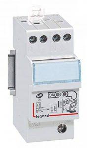 Legrand LEG03951 Parafoudre protection tableau d'abonne protege type 2 de la marque Legrand image 0 produit