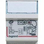 Legrand LEG03951 Parafoudre protection tableau d'abonne protege type 2 de la marque Legrand image 1 produit