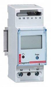 Legrand LEG04681 Compteur d'énergie monophasé emdx non mid raccdt direct 36 A 2 modules de la marque Legrand image 0 produit