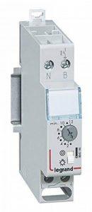 Legrand LEG04704 Minuterie multifonction 230 V~ 50/60 Hz sortie 16 A 250 V~ de la marque Legrand image 0 produit
