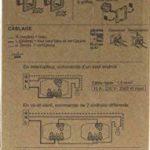 Legrand LEG200393 Lot de 6 Prises de Courant avec terre à composer éclat Niloe de la marque Legrand image 4 produit