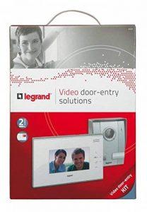 Legrand LEG369200 Kit portier vidéo couleur 7 pouces Blanc de la marque Legrand image 0 produit