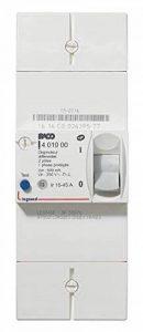 Legrand LEG401000 Disjoncteur de branchement 2 pôles 15/45 A 500 mA de la marque Legrand image 0 produit