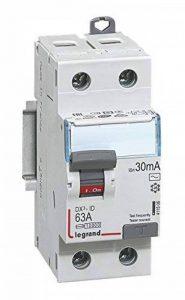 Legrand LEG411506 Interrupteur différentiel dx-id Vis/Vis 2P 230 V 63 A Type AC 30 mA Départ bas 2 m de la marque Legrand image 0 produit
