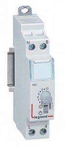 Legrand LEG412602 Minuterie recyclable 16 A 230 V 50/60 Hz de la marque Legrand image 0 produit