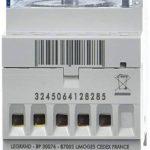 Legrand LEG412828 Interrupteur horaire programmable analogique/automatique/hebdomadaire 3 modules de la marque Legrand image 1 produit
