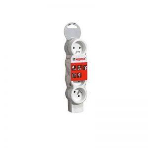 Legrand - LEG50057 - Rallonge Multiprises Standard - sans Câble de la marque Legrand image 0 produit