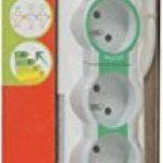 Legrand - LEG50087 - Rallonge Multiprises P + T avec Prise Master Slave et Parafoudre de la marque Legrand image 1 produit