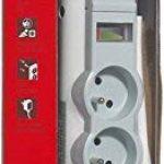 Legrand LEG50091Multiprise 4X avec interrupteur/surcharge 1,5 m de la marque Legrand image 1 produit