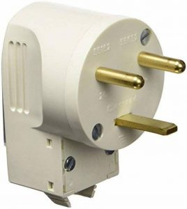 Legrand LEG55152 Fiche 20 A 2p+t plastique avec serre-câble sortie latérale de la marque Legrand image 0 produit