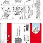 Legrand LEG69914 Interrupteur + Prise de courant avec terre montage vertical apparent complet Gris Plexo de la marque Legrand image 1 produit