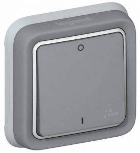 Legrand LEG69926 Interrupteur bipolaire à composer Gris Plexo de la marque Legrand image 0 produit